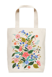 Rifle Paper Co - Tote Bag - Floral Vines