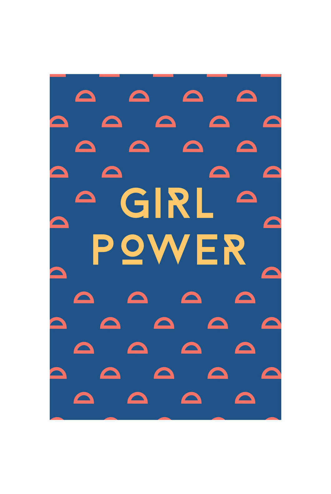 CUB by Katie Leamon - Single Card - Girl Power