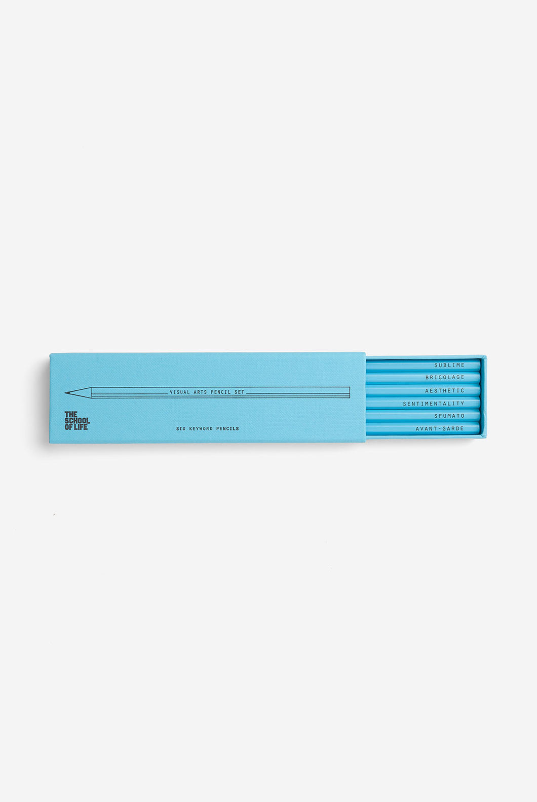 The School Of Life - Visual Arts Pencil Set