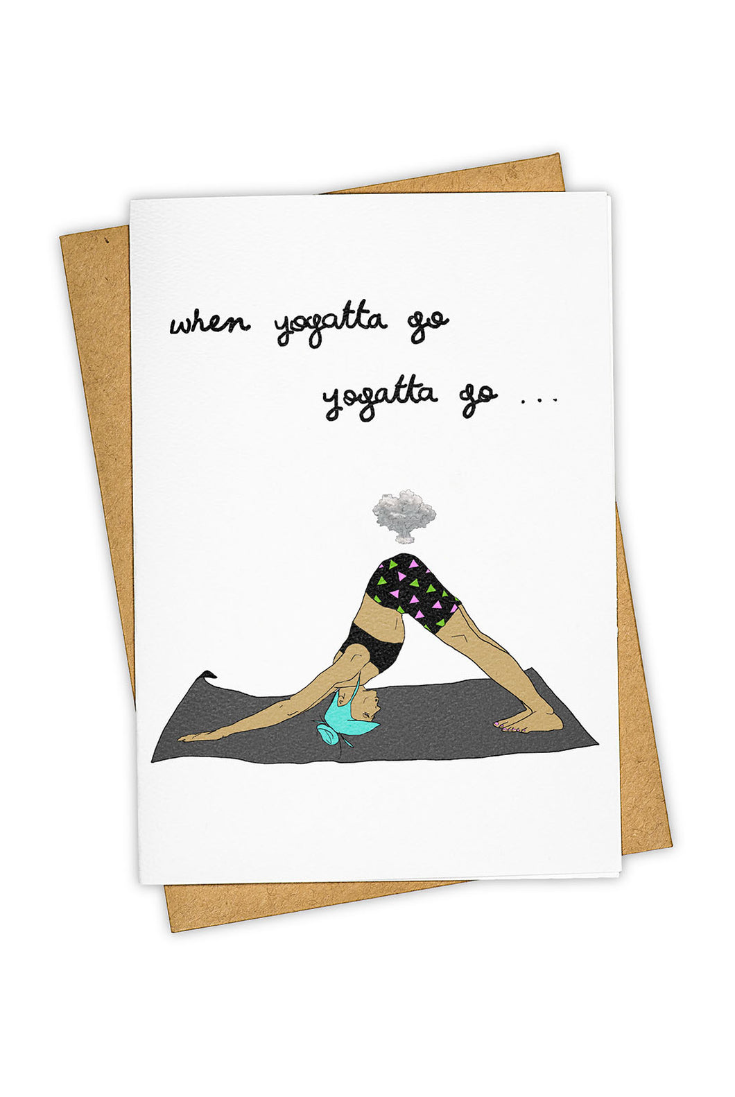 TAY HAM - Single Card - When Yogatta Go