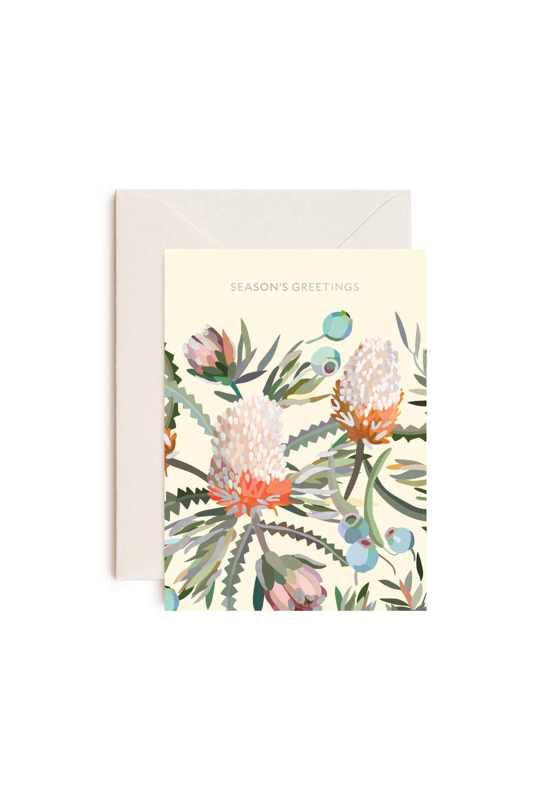 Milligram - Christmas - Kimmy Hogan - Greeting Card - Native Blooms