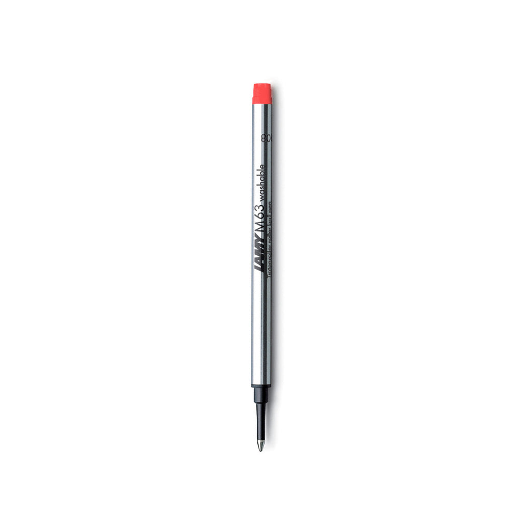 LAMY - M63 Rollerball Pen Refill - Hangsell - Medium - Red