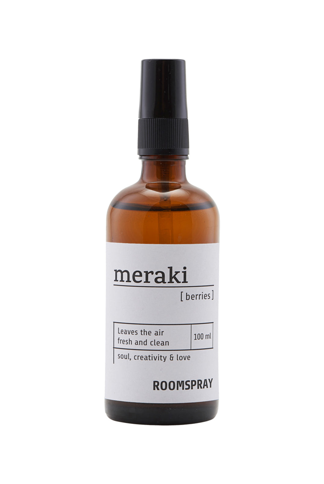 Meraki - Roomspray - 100ml - Berries