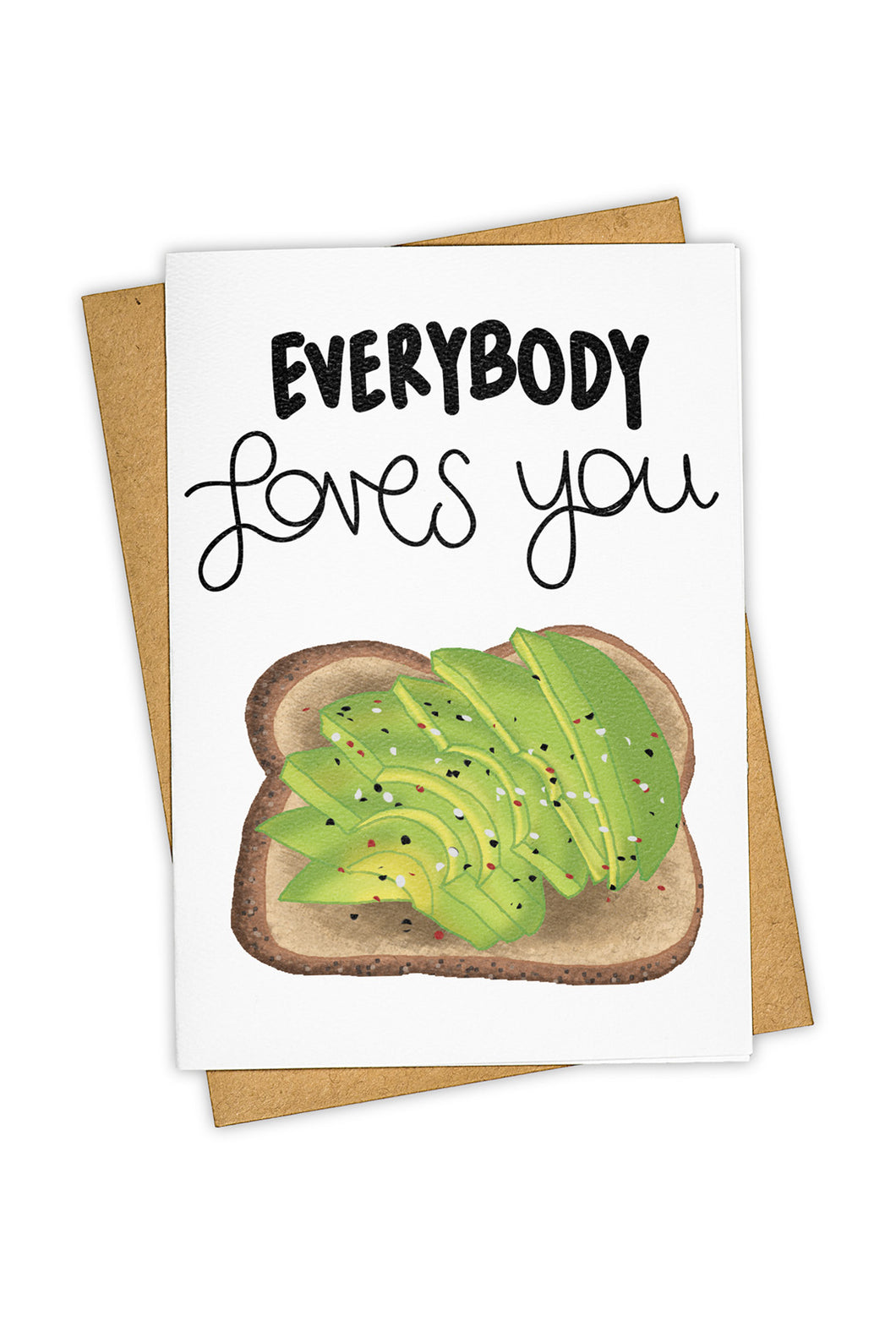 TAY HAM - Single Card - Everybody Loves You