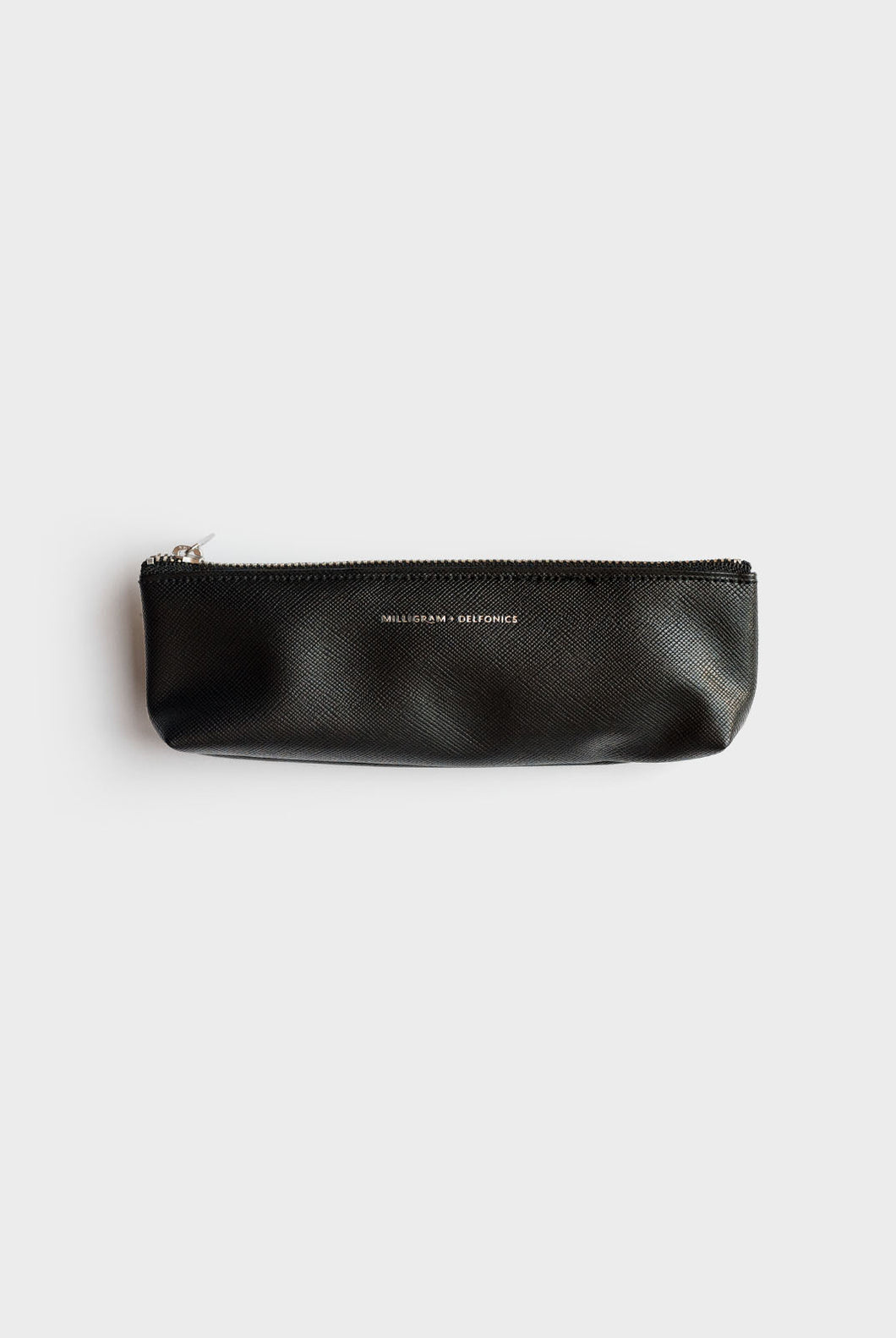 Milligram + Delfonics Collaboration - Pencil Case - Black