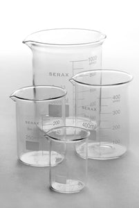 Serax - Glassware Collection - Glass Measuring Cup - Beaker - Large - 1000ml