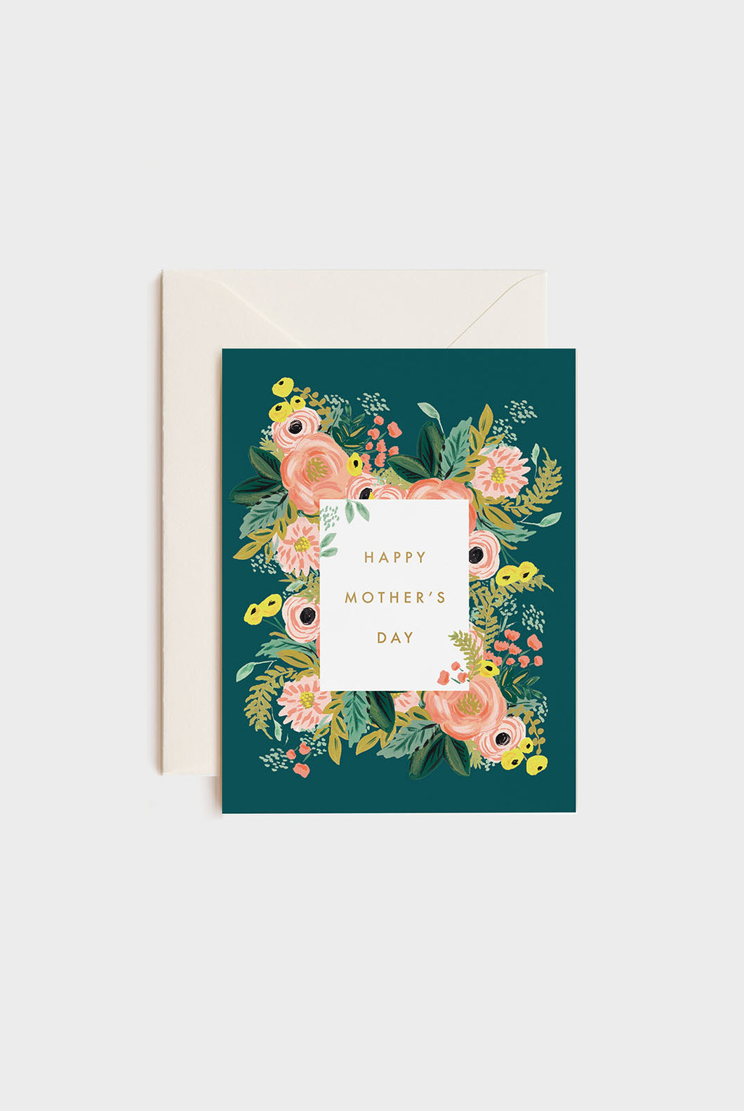 Rifle Paper Co - Single Card - Bouquet Mother's Day