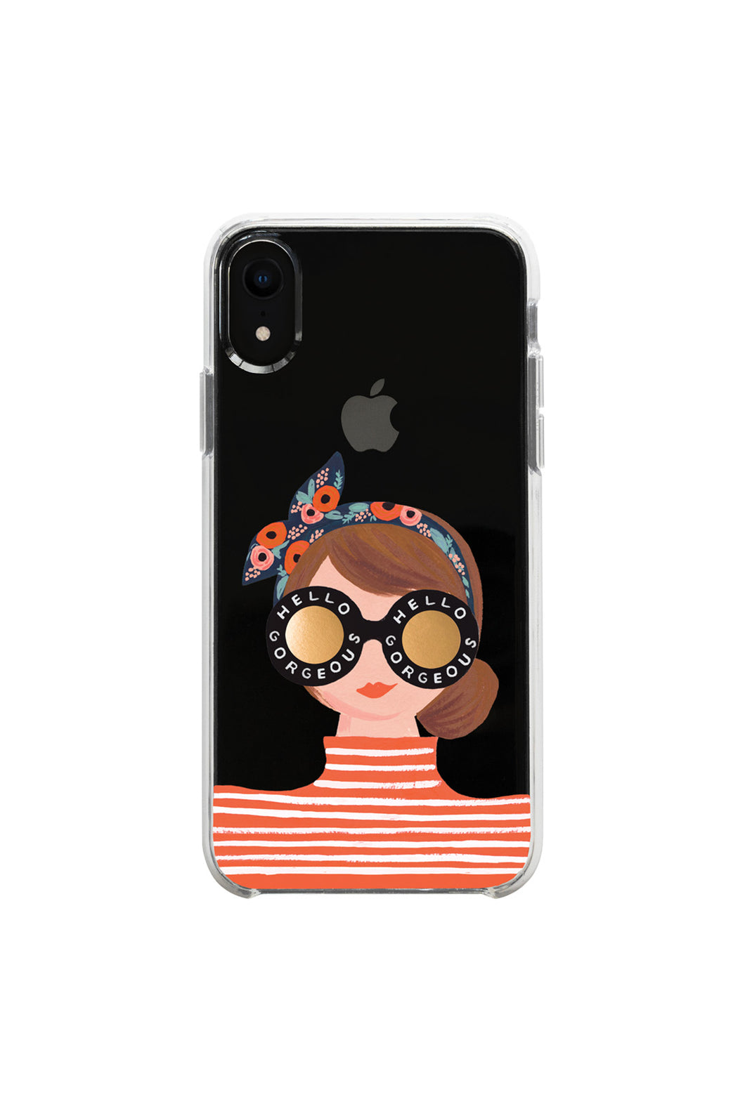 Rifle Paper Co - iPhone XS Max Hard Case - Hello Gorgeous