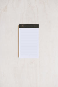 Appointed - To Do Pad - Ruled - 10x17.5cm - White