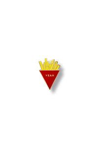 redfries - Enamel Pin - Fries