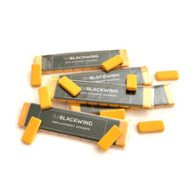 Load image into Gallery viewer, Blackwing - Pencil Replacement Erasers - Pack of 10 - Volume 3