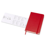 Load image into Gallery viewer, Moleskine - 2020-21 18 Month Hard Cover Diary - Weekly Notebook - Pocket - Scarlet Red