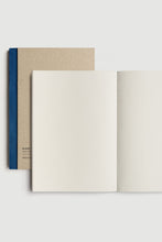 Load image into Gallery viewer, Milligram - Utility Notebook - Blank - A5 (21 x 15cm) - Ultramarine