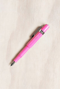 Kaweco - Skyline Fountain Pen - Medium Nib - Hot Pink