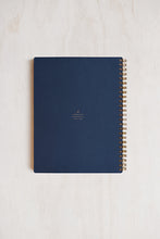 Load image into Gallery viewer, Appointed - Workbook - Grid - Large (16.5 x 21.5cm) - Soft Cover - Oxford Blue