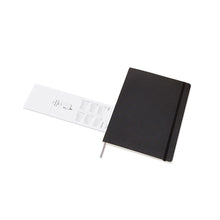 Load image into Gallery viewer, Moleskine - 2020-21 18 Month Soft Cover Diary - Monthly - Extra Large - Black