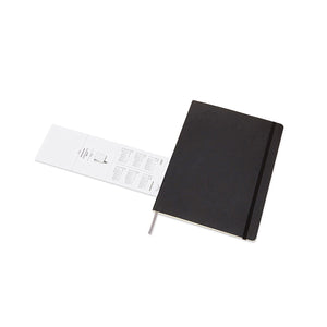 Moleskine - 2020-21 18 Month Soft Cover Diary - Monthly - Extra Large - Black