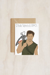 TAY HAM - Single Card - Dead Serious Bro