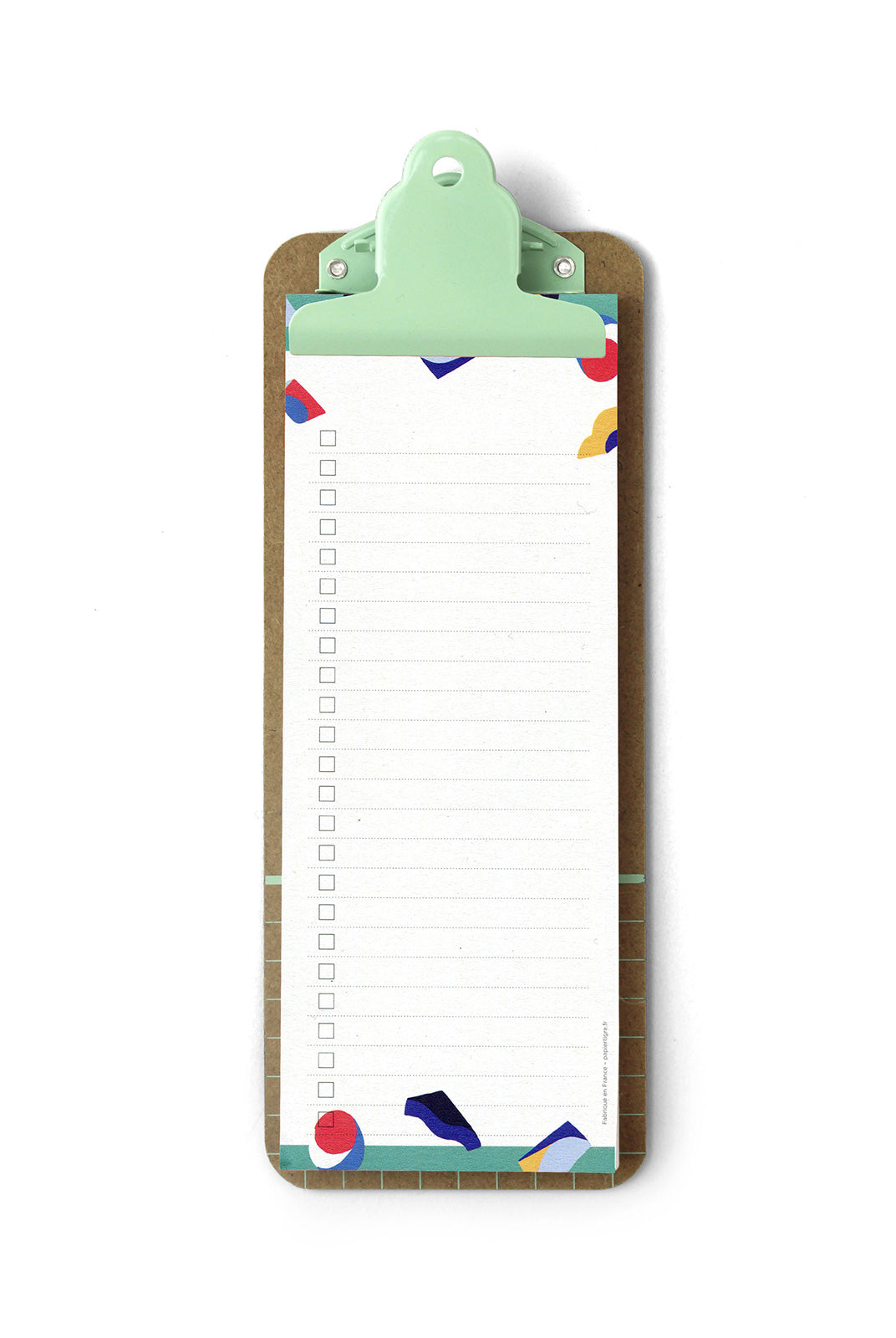 Papier Tigre - To-Do Notepad - Thingy