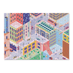 Journey of Something - 1000 Piece Puzzle - Upside Downtown