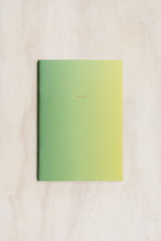 Load image into Gallery viewer, O-Check Design Graphics - Exercise Book - Plain - Medium (14.8x21cm) - Supernova Green