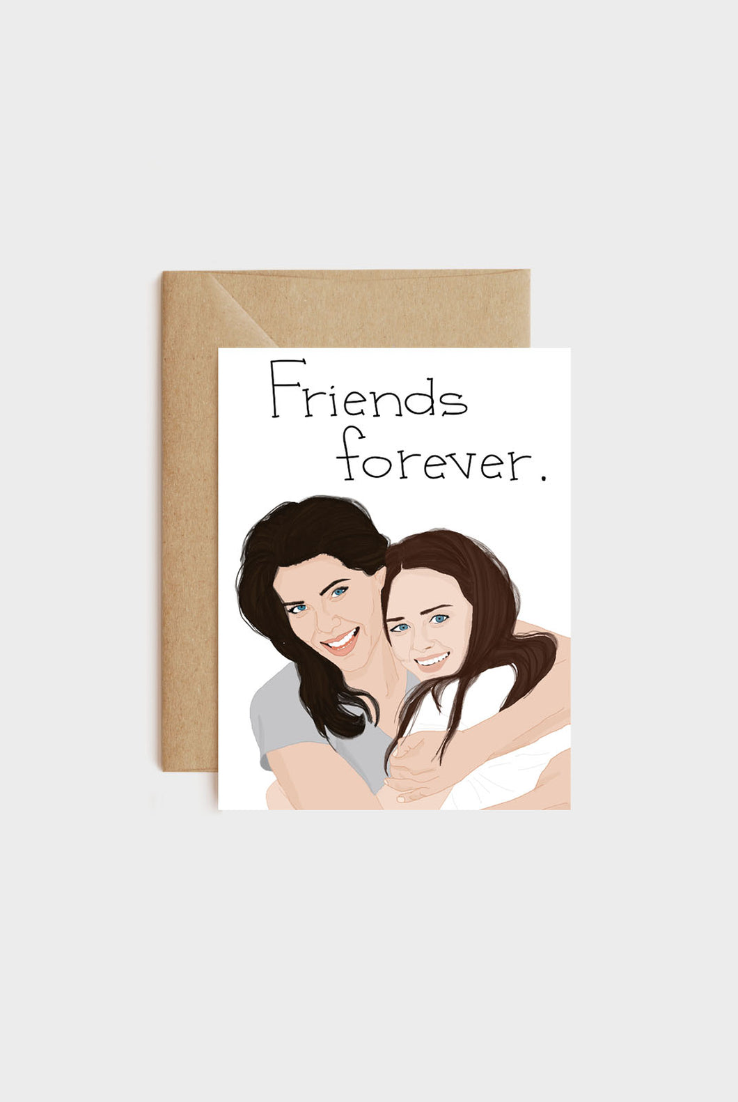 TAY HAM - Single Card - Friends Forever
