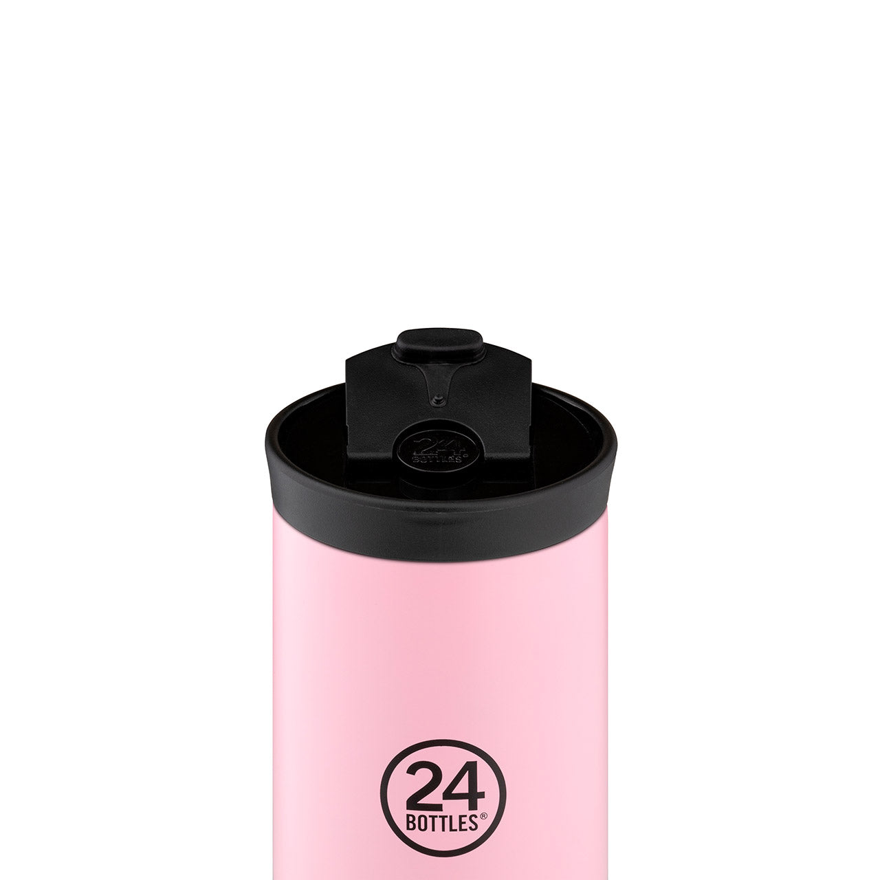 24Bottles - Pastel Collection - Travel Tumbler - 350ml - Candy Pink