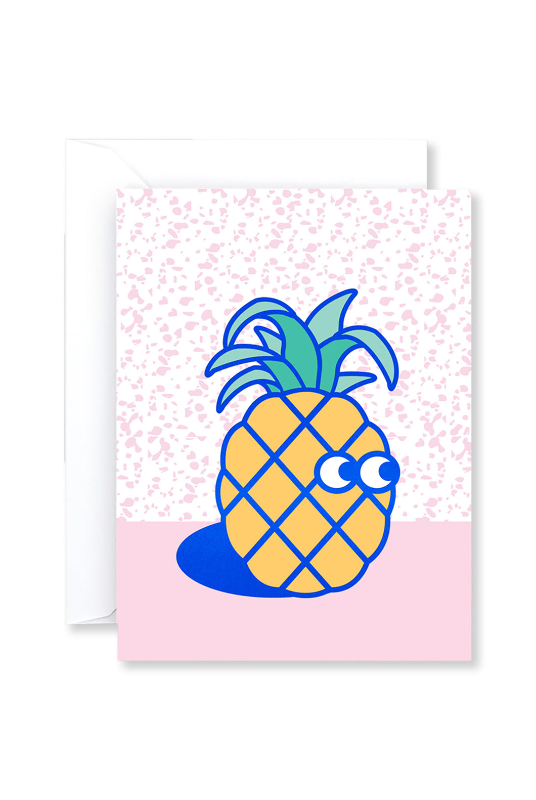 WRAP - Mini Collection - Single Card with Foil - Pineapple Guy