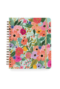 Rifle Paper Co - 2019-2020 17 Month Spiral Bound Planner - Garden Party