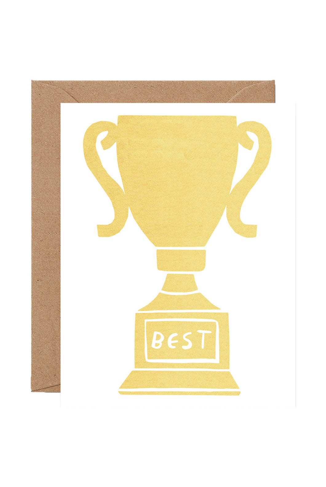 WRAP - Sandi Falconer Collection - Single Card - Best Trophy
