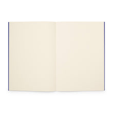 Load image into Gallery viewer, Milligram - Everyday Notebook - Blank - A5 - Blue