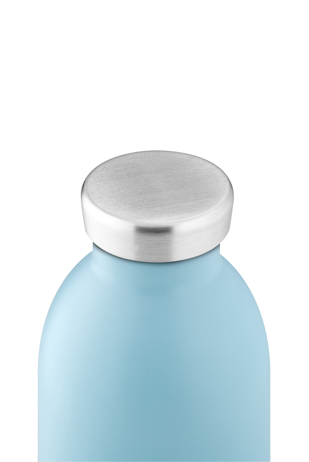 24Bottles - Pastel Collection - Clima Bottle - Stainless Steel Drink Bottle - 500ml - Cloud Blue