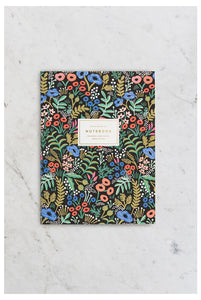 Rifle Paper Co - Memoir Notebook - Ruled - Large (16x22cm) - Soft Cover - Tapestry