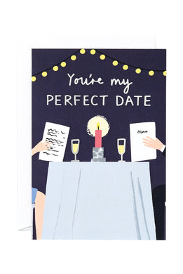 WRAP - Charlotte Trounce Collection - Single Card with Foil - Perfect Date