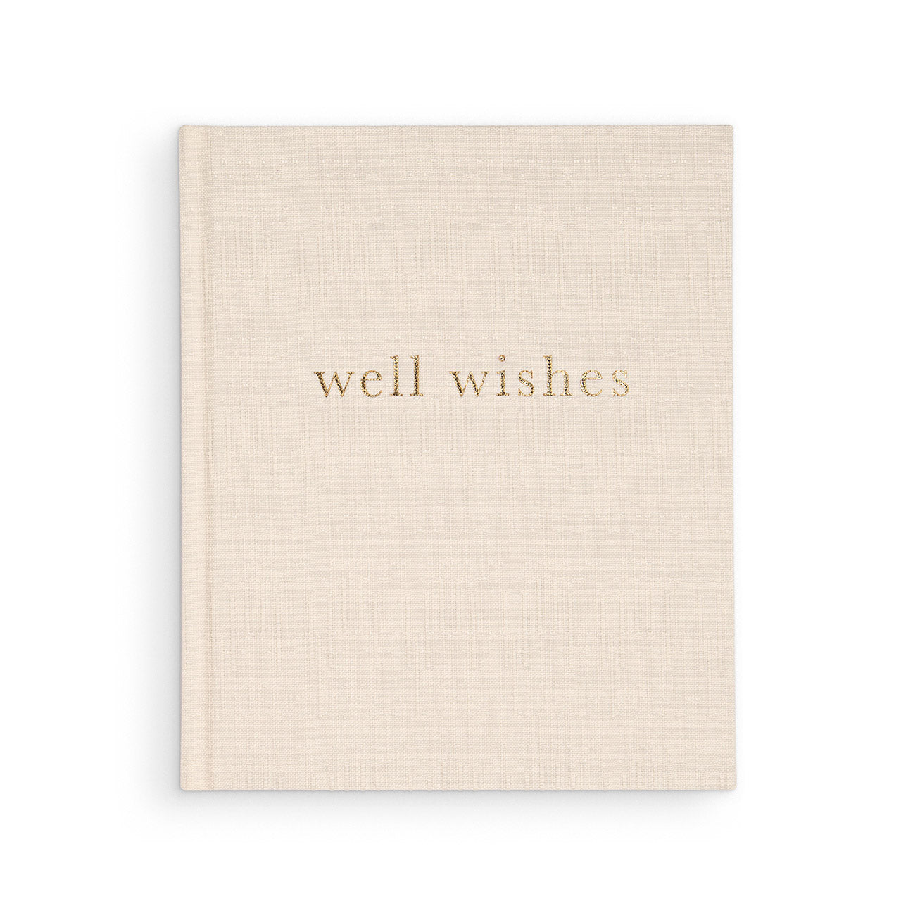 Write To Me - Well Wishes - Guest Book - White (Boxed)