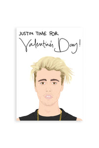 TAY HAM - Single Card - Justin Time