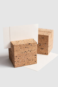 Milligram - Cork - Desk Shape - Square