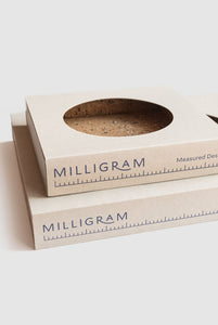 Milligram - Cork - Desk Tray - Rectangle