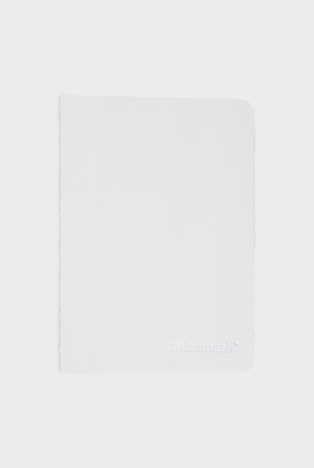 mishmash - Naked Notebook - Plain - B5 - White