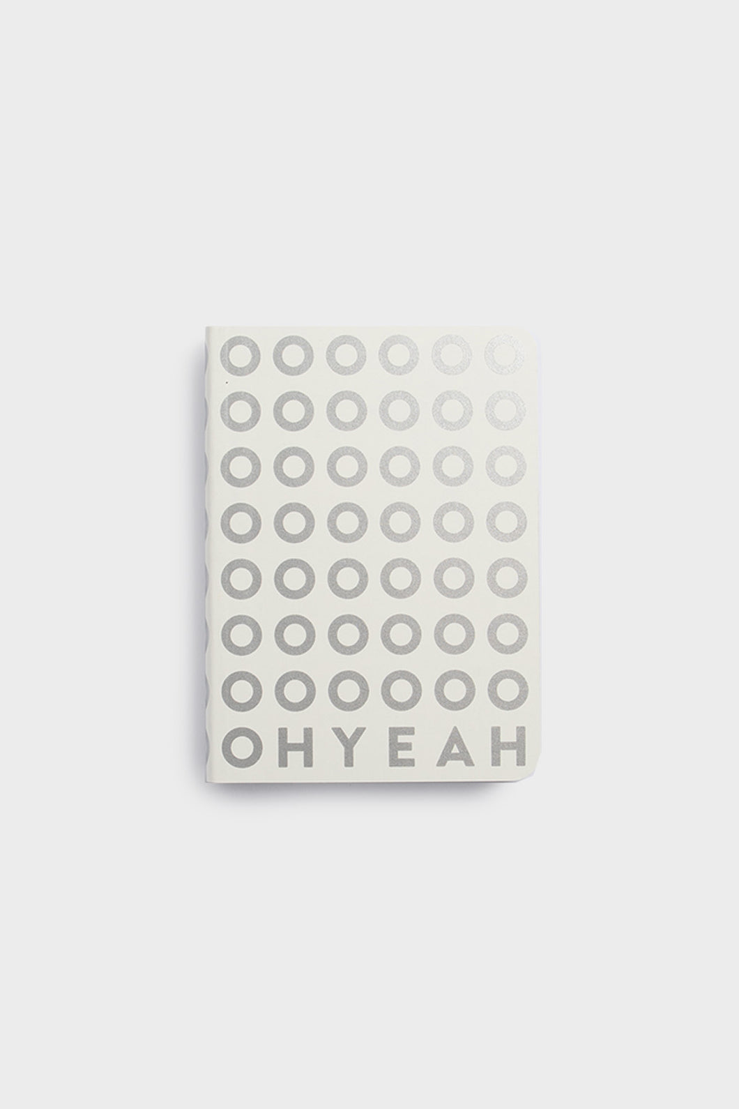 nuuna - Graphic Notebook - Mini Dot Grid - Small - Oh Yeah