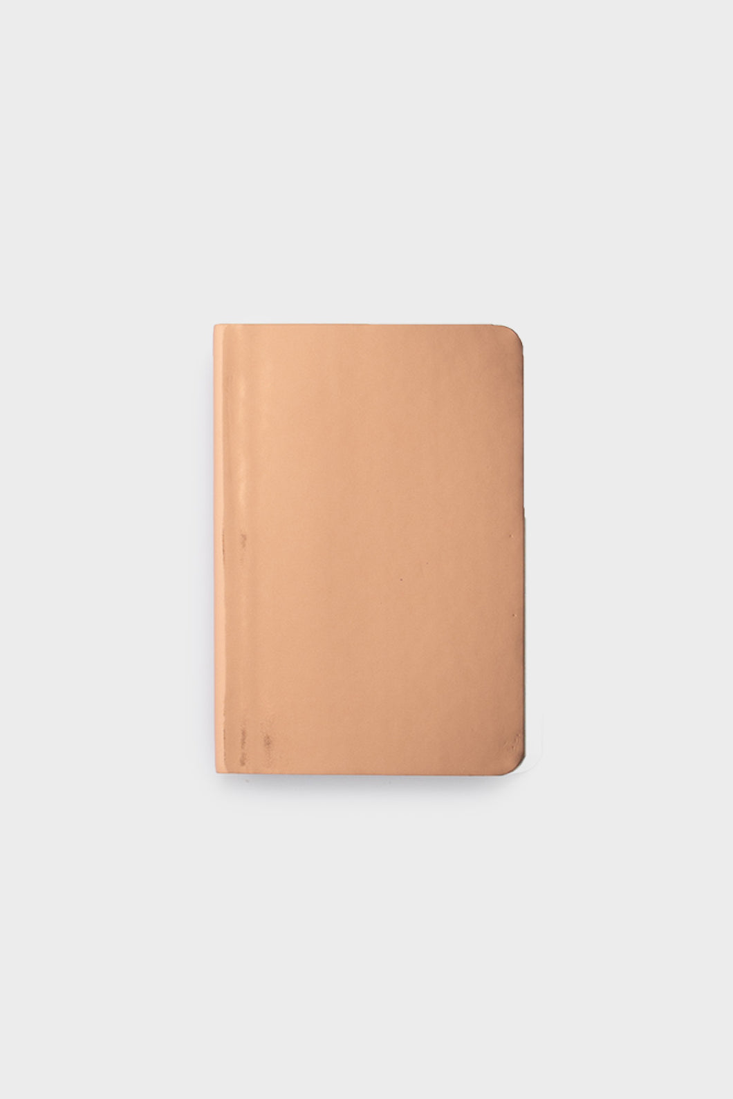 nuuna - Metallic Notebook - Mini Dot Grid - Small - Shiny Starlet Copper