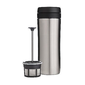 ESPRO - Travel Press - 350ml - Brushed Stainless Steel