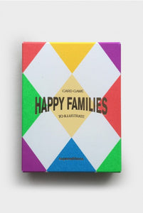 Supereditions - Happy Families Card Game