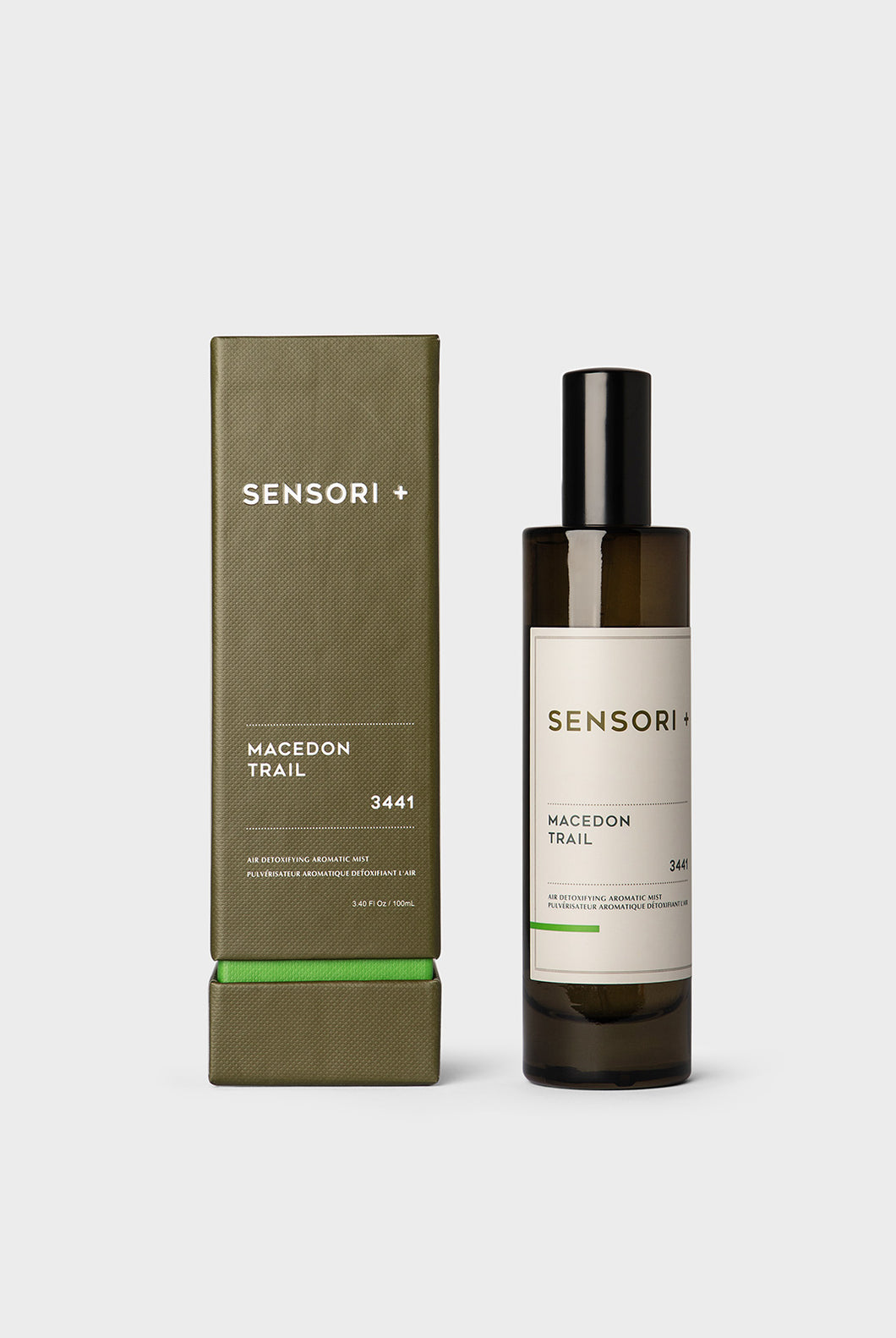 Sensori+ - Natural Detoxifying Aromatic Mist - 100ml - Macedon Trail 3441