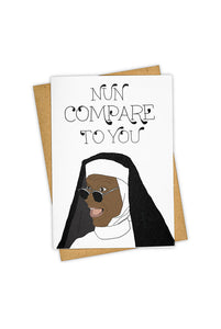 TAY HAM - Single Card - Nun Compare To You