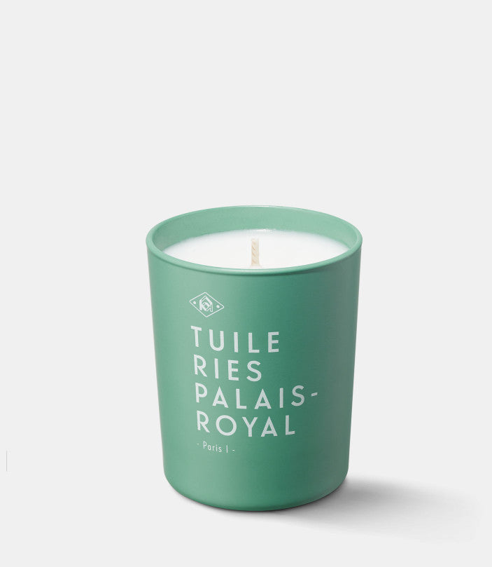 Kerzon - Fragranced Candle - Tuileries Palais Royal