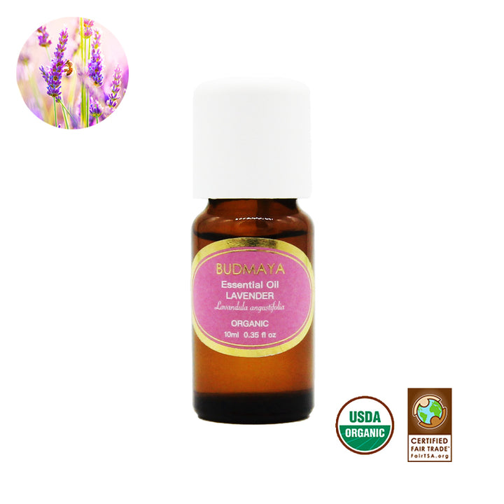 Organic Lavender Essential Oil- Fair Trade