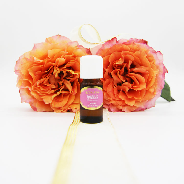 Organic Peppermint Japanese  Essential Oil