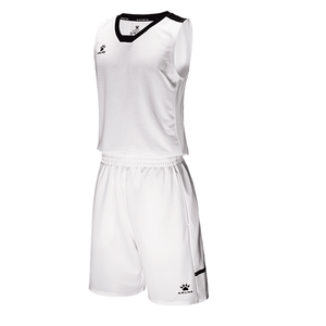 Men's Basketball Set White