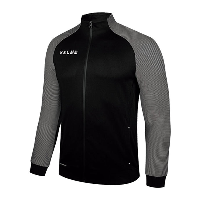Training Jacket  Black / Dark Gray